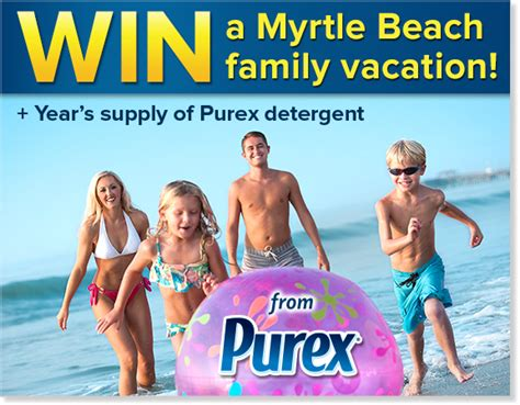 Family Vacation Sweepstakes - start summer early win a family vacation from purex sweepstakes casa moncada