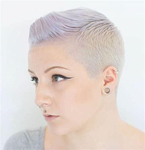 la news women with short blonde hair super short hairstyles hair