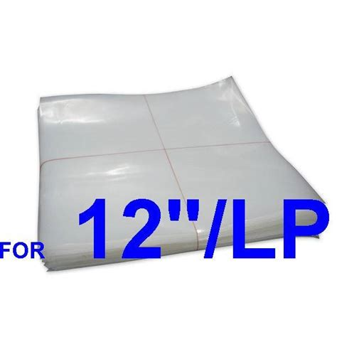Records Lp Vinyl Ph Outer Sleeve 12 50pcs outer sleeves for lp or 12inch 50pcs vinylvinyl