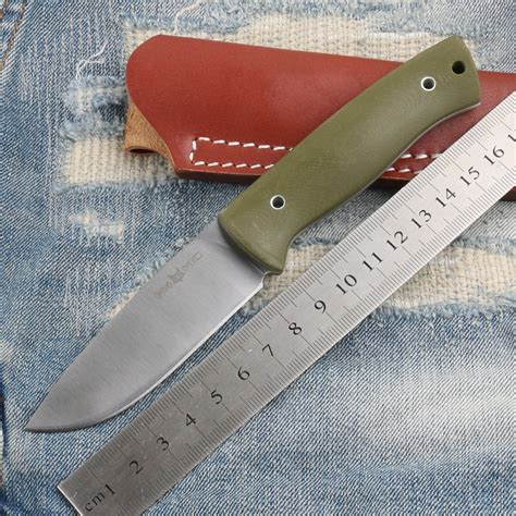 blade material fox fixed blade knife blade material knives