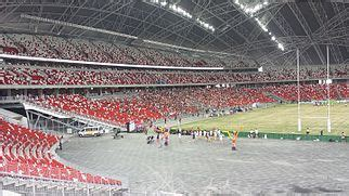 singapore national stadium seating plan national stadium singapore
