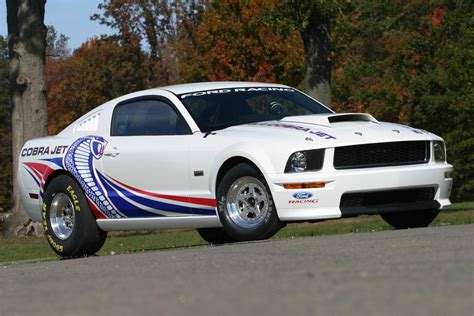 ford cobra jet mustang top speed