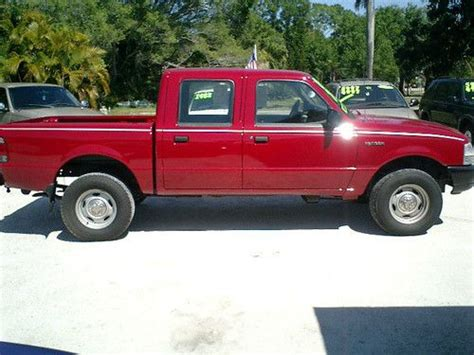 Ford Ranger 4 Door by Purchase Used 2004 Ford Ranger Crew Cab Four Door Made In