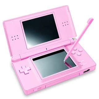 Nintendo Ds Lite Pink by Liherrehil Pink Nintendo Ds Lite