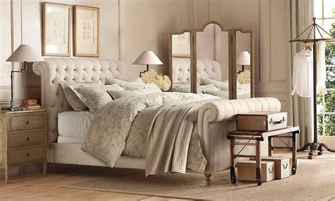 restoration hardware master bedroom restoration hardware bedroom my dream bedroom