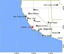 nipomo california ca 93444 profile population maps