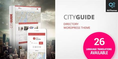 themeforest listing themeforest city guide v3 22 listing directory