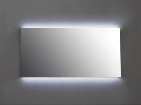 Lu Led Sorot Mobil specchio a led rettangolare retroilluminato backstage