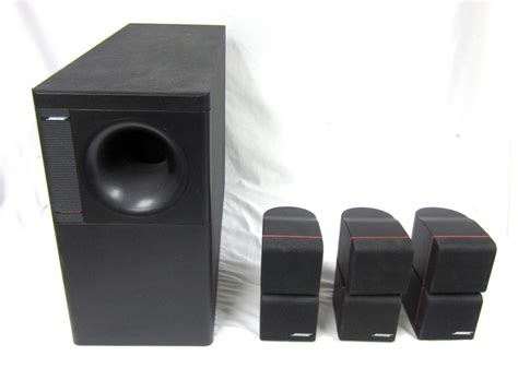 bose acoustimass 7 home theater subwoofer system 3