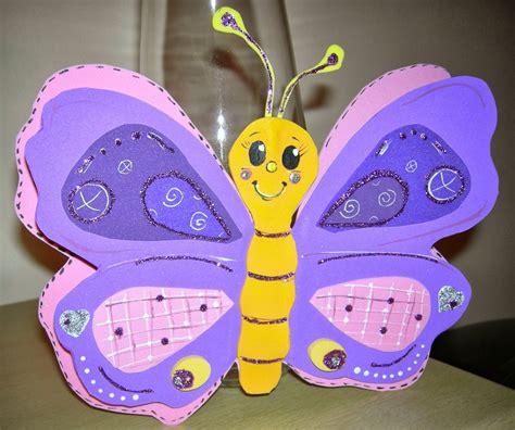 imagenes mariposas goma eva arte gabrielle decoracion primaveral mariposas de papel