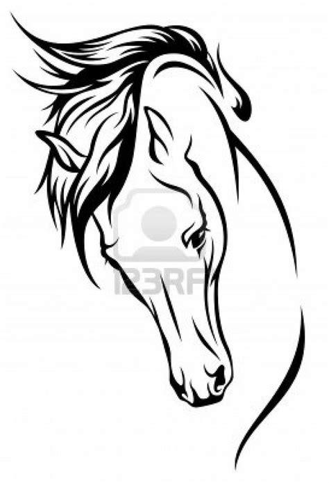 horse outline tattoo ideas pinterest horse tattoo