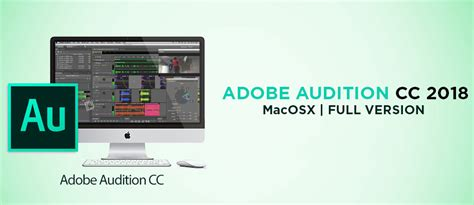 adobe audition full version kickass adobe audition cc 2018 macosx 187 software game pc free