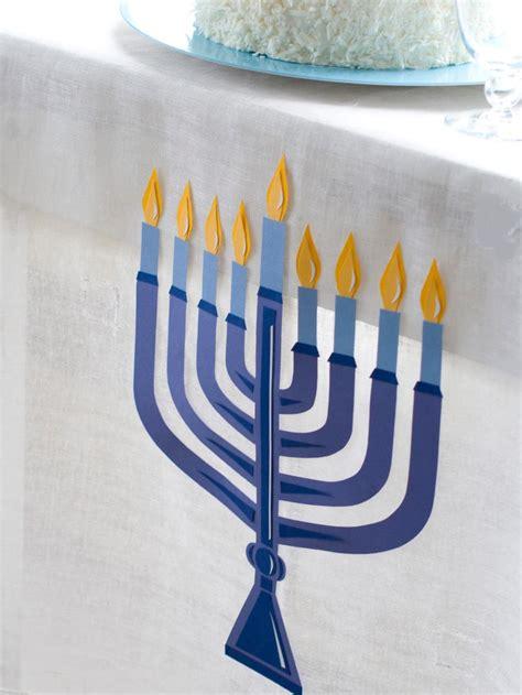 jewish decorations home celebrating hanukkah easy and stylish jewish holiday