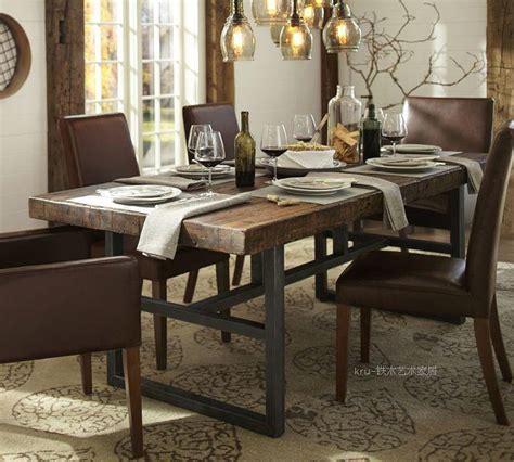 nuevo disenador muebles madera maciza mesa de comedor