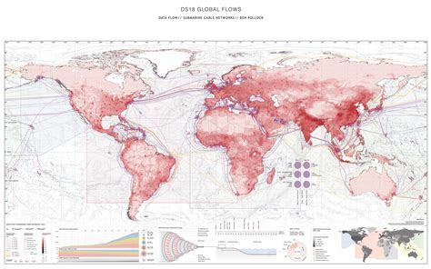 undersea cable map map the world s network of undersea cables business insider