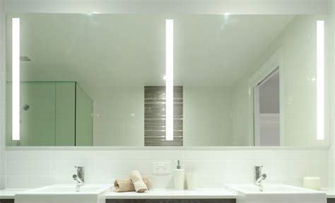 bathroom mirrors at homebase led illuminated large and