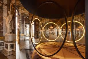 Grey Color Combinations olafur eliasson takes over the palace of versailles