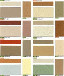 stucco color chart stucco colors chart imasco color chart 3 m md