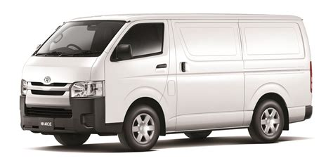 Specialists for cheap Toyota Hiace van insurance
