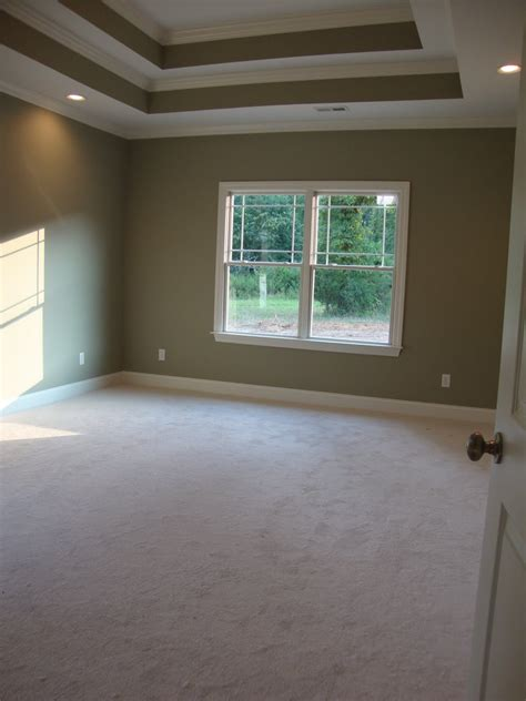 Master Bedroom Carpet Home Building Project August 2010