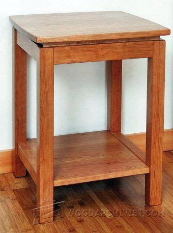 free woodworking plans end table best 25 end table plans ideas on dyi end