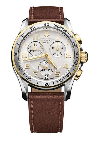 new swiss army 4121 brown s victorinox swiss army chrono classic leather