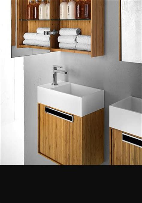 good Small Bathroom Sink Cabinet #2: Cloakroom-Basin-