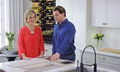 new kitchen remodeling course by cambria and hgtv