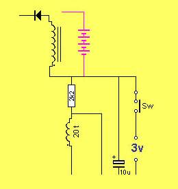 talking electronics inductor inductance meter