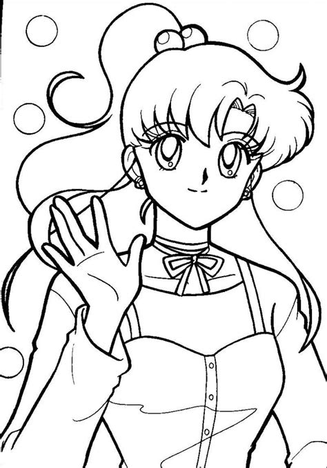 moon coloring pages free printable free printable sailor moon coloring pages for kids