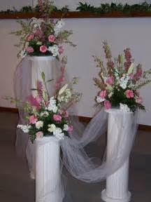 wedding altar flowers wedding altar flowers flickr photo