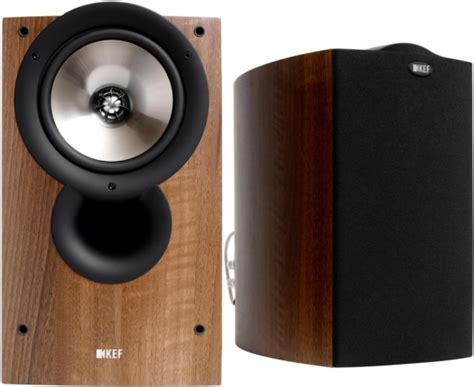 kef q compact bookshelf speakers review and test
