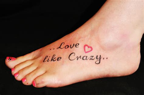 foot tattoo designs with words pics for gt tattoos designs for on the foot