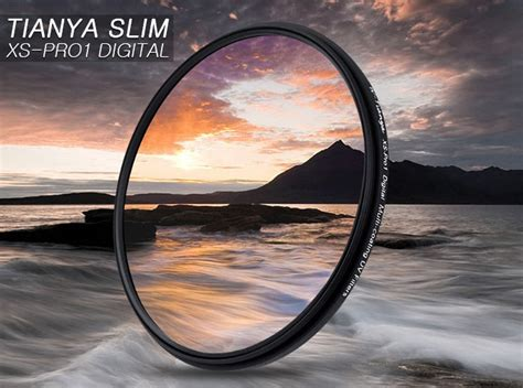 Lens Filter Lensa Tianya L Mc Uv Slim Xs Pro1 72mm 72 Mm tianya slim xs pro1 digital mc uv filter 77mm