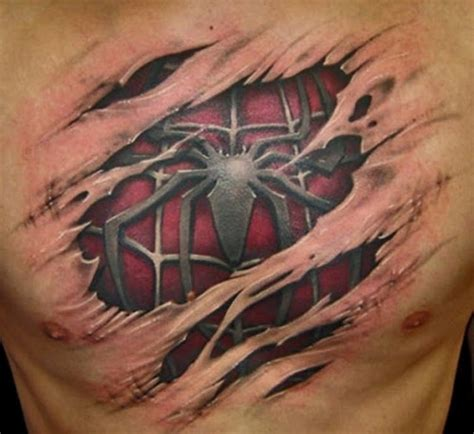 3d tattoos an overview of the world s best 3d ink