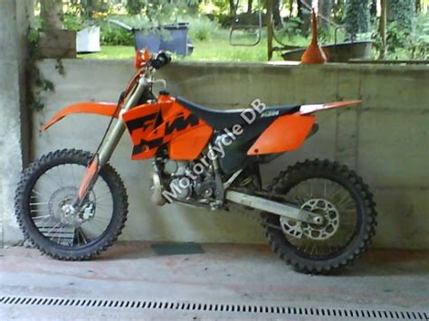2004 Ktm 250 Exc Review Ktm 250 Sx Pictures Specifications And Reviews 2004