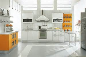 Kitchen Backdrops Orange Kitchen Combined With White Background Jpg 600 215 400