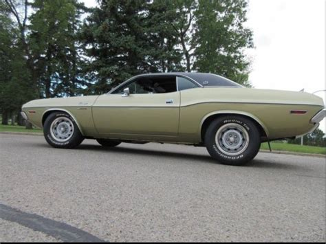 1970 dodge challenger se used automatic