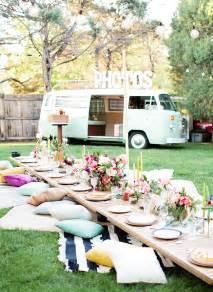 backyard dinner ideas how to host the bohemian chic outdoor dinner