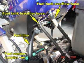 how to 98 01 r1 remove fuel tank airbox carburetors and
