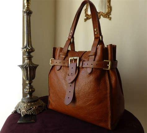 Mulberry Elgin Darwin Bag mulberry elgin in oak darwin leather sold