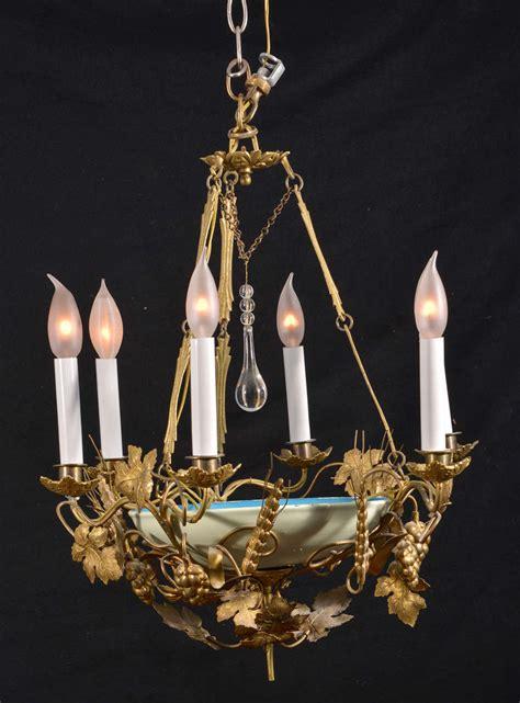 Whimsical Pendant Lights Whimsical Six Light Chandelier For Sale At 1stdibs