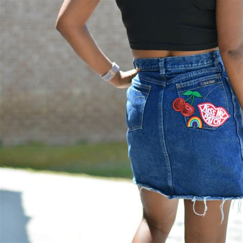 7 denim diys to try thriftanista in the city