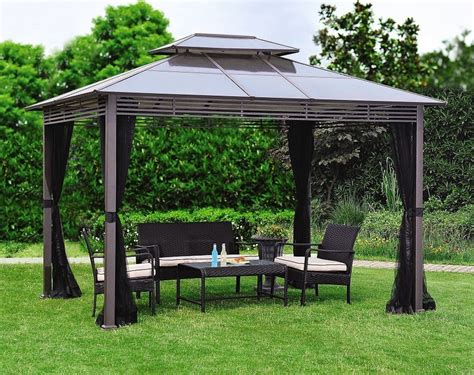Patio Gazebos On Sale Gazebo Design Awesome Gazebo On Sale At Home Depot Patio Gazebos Sojag Messina Galvanized