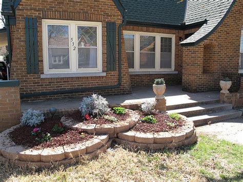 front yard planter ideas flower beds garden yard