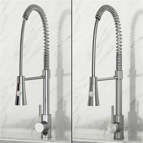 Astini Zetland Brushed Steel Pullout Home Plumbing And Faucets On Pinterest