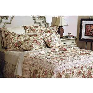 global trends antique 10 quilted bedding set