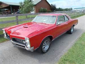 1967 Pontiac For Sale 1967 Pontiac Gto For Sale In Knightstown In