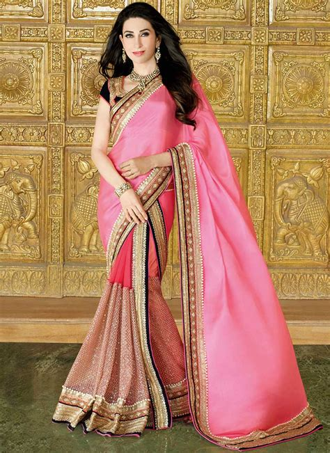 latest half sarees designs 2016 latest indian party wear fancy sarees designs collection