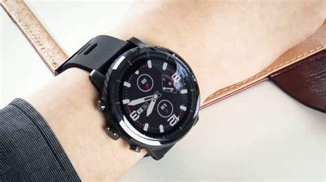 Xiaomi Huami Smartwatch xiaomi huami amazfit smartwatch 2 highlights